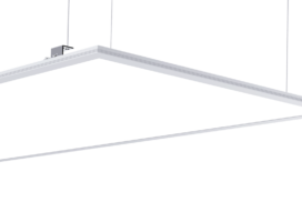 Diffuser plates in PS, PMMA, and PC material for LED lighting